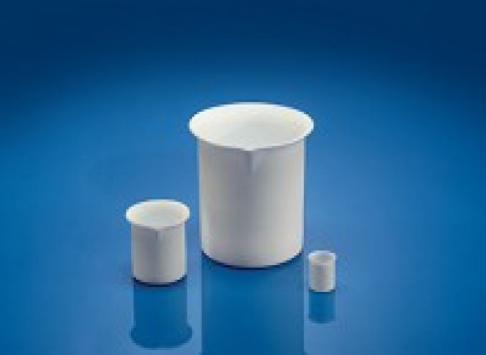 PTFE Griffin Beaker, PTFE, 400ml