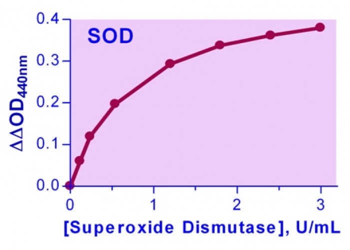 EnzyChrom™ Superoxide Dismutase Assay Kit