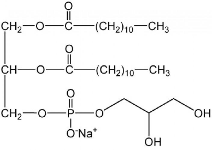 1,2-Dilauroyl-sn-glycero-3-phosphorylglycerol, (DLPG)