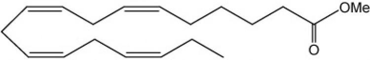 Methyl stearidonate, (all cis-6,9,12,15)
