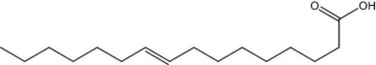 Hexadecenoic acid (trans-9)