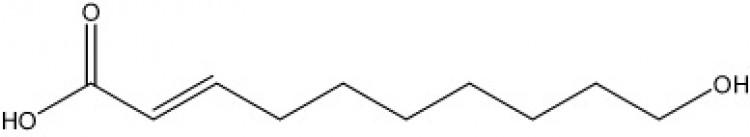 Royal jelly acid