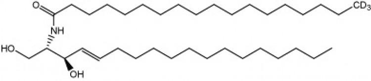 N-Octadecanoyl-D3-D-erythro-sphingosine