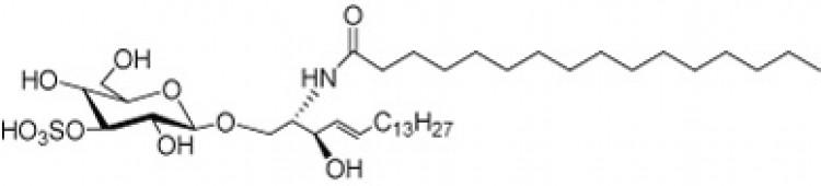 N-Hexadecanoyl-sulfatide