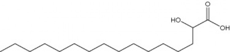 2-Hydroxyhexadecanoic acid
