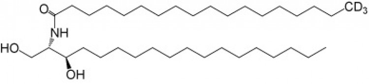N-Octadecanoyl-D3-D-erythro-dihydrosphingosine