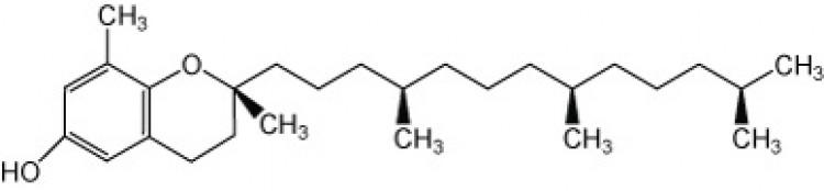 (+)-delta-Tocopherol/ml, 1 ml hexane