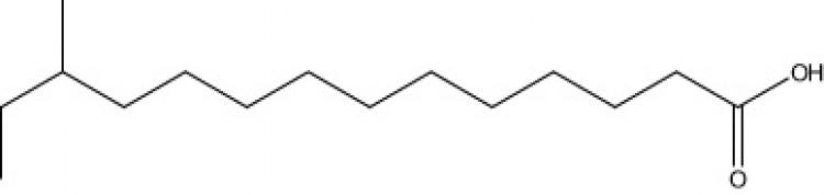 12-Methyltetradecanoic acid
