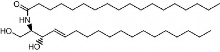 N-Octadecanoyl-L-erythro-sphingosine