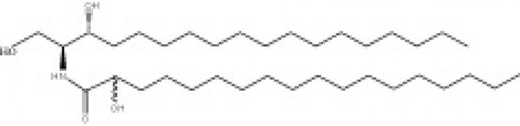 N-(R,S)-alpha-Hydroxyoctadecanoyl-D-erythro-dihydrosphingosine