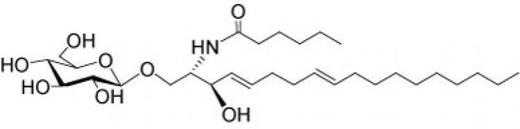 N-Hexanoyl-glucosylceramide
