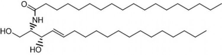 N-Octadecanoyl-L-threo-sphingosine