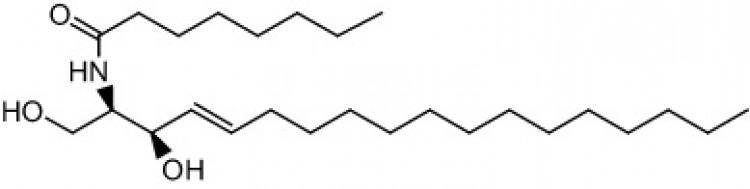 N-Octanoyl-D-threo-sphingosine
