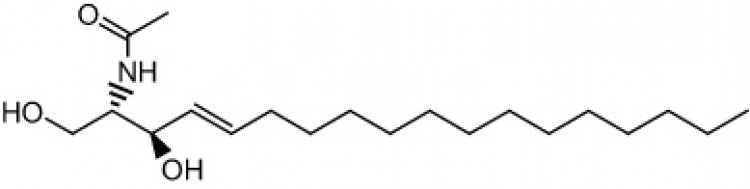 N-Acetyl-D-erythro-sphingosine