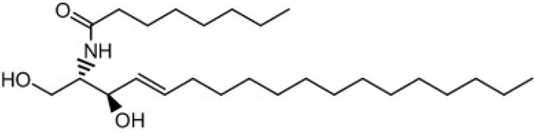 N-Octanoyl-D-erythro-sphingosine