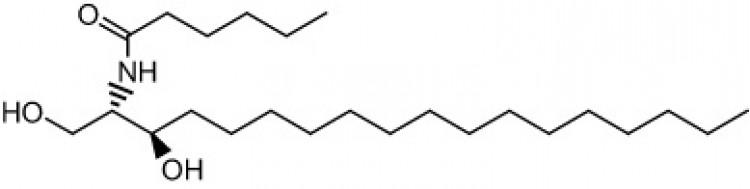 N-Hexanoyl-D-erythro-dihydrosphingosine