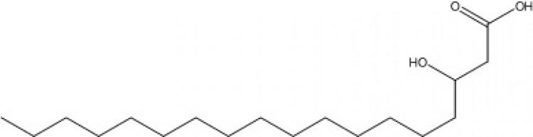 3-Hydroxyoctadecanoic acid
