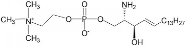 D-erythro-Sphingosylphosphorylcholine