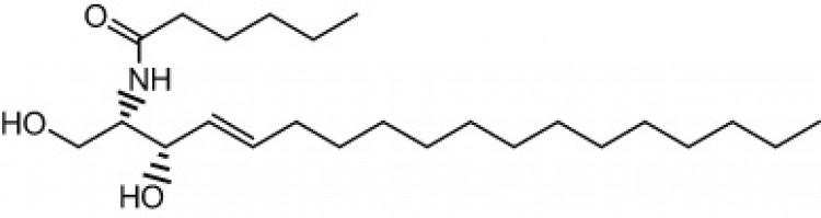 N-Hexanoyl-L-threo-sphingosine