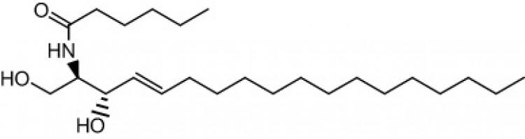 N-Hexanoyl-L-erythro-sphingosine