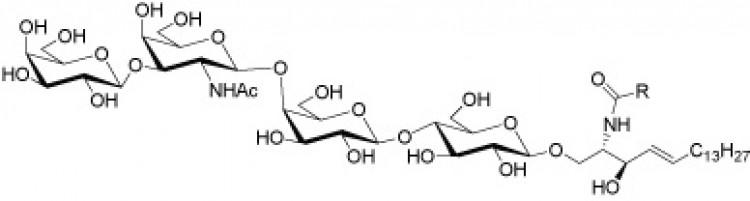 Gangliotetraosylceramide, (bovine brain)