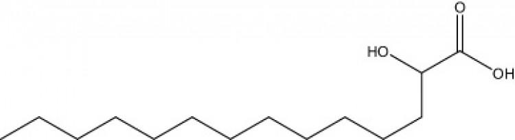 2-Hydroxytetradecanoic acid