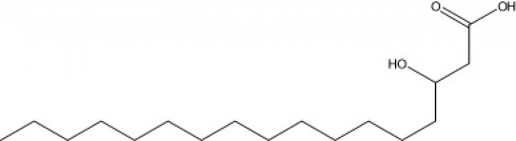 3-Hydroxyheptadecanoic acid