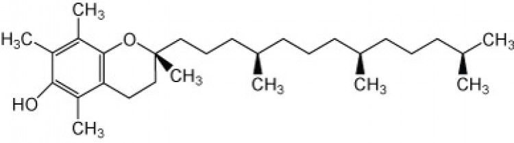 rac-alpha-Tocopherol/ml 1ml hexane