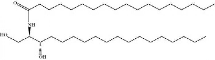 N-Octadecanoyl-D-erythro-dihydrosphingosine
