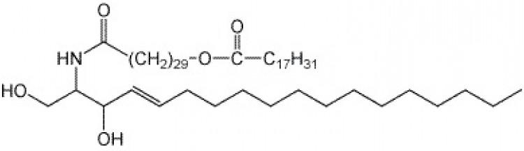 N-(30-Linoleoyloxy-triacontanoyl)-sphingosine