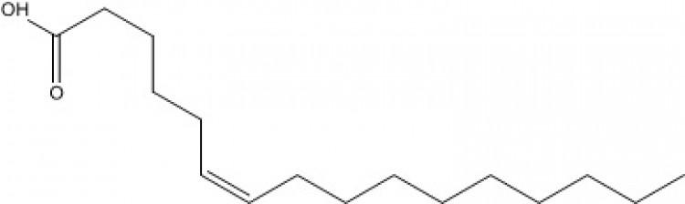 Hexadecenoic acid (cis-6)