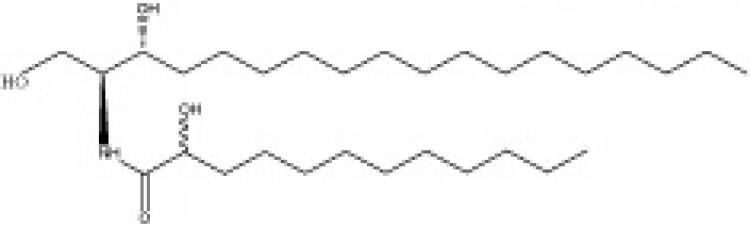N-(R,S)-alpha-Hydroxydodecanoyl-D-erythro-dihydrosphingosine