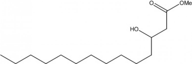 Methyl 3-hydroxytetradecanoate