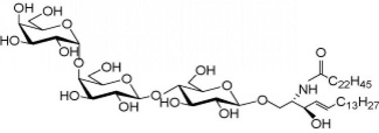 N-Tricosanoyl ceramide trihexoside, (C23 CTH), (C23 Gb3)