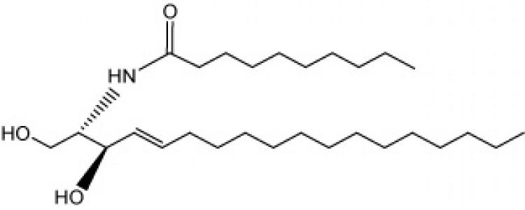 N-Decanoyl-D-erythro-sphingosine