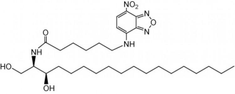 N-Hexanoyl-NBD-L-threo-dihydrosphingosine
