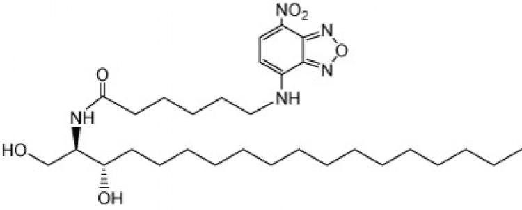N-Hexanoyl-NBD-D-erythro-dihydrospingosine
