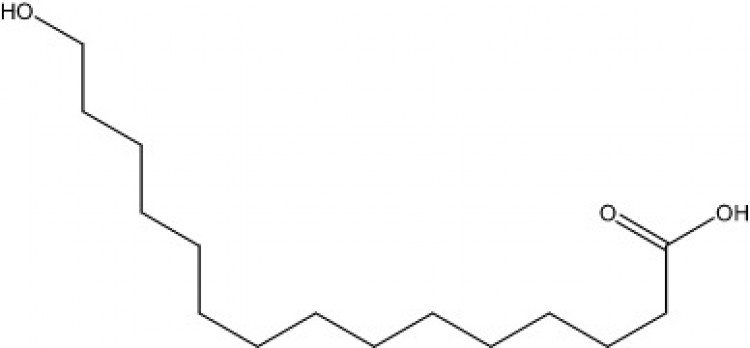 15-Hydroxypentadecanoic acid