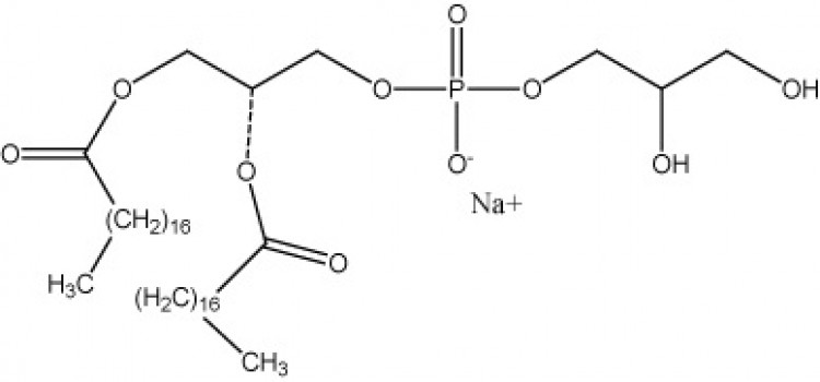 1,2-Distearoyl-sn-glycero-3-phosphorylglycerol, (Na+ salt), (DSPG)