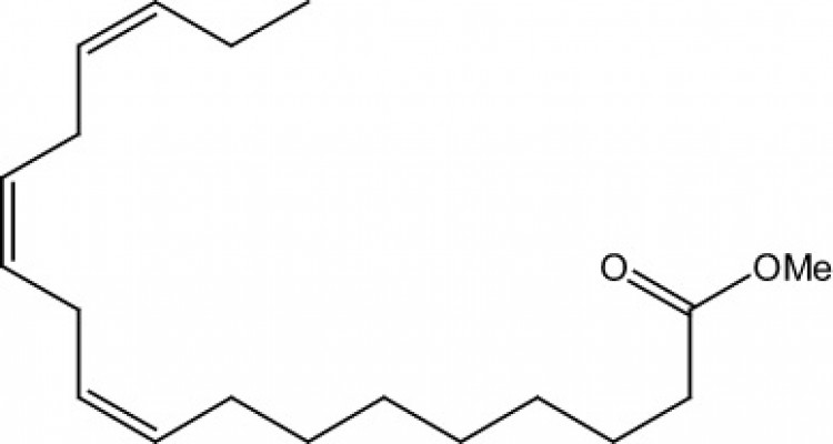 Methyl octadecatrienoate (all cis-9,12,15)