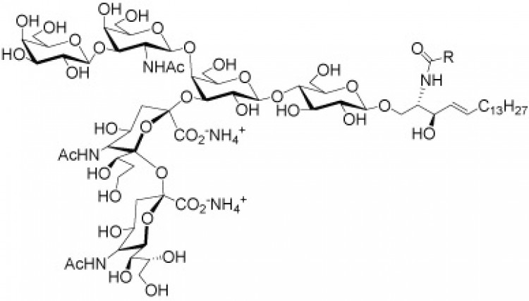 Disialoganglioside GD1b, (NH4+ salt)