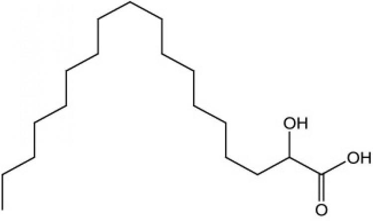 2-Hydroxyoctadecanoic acid