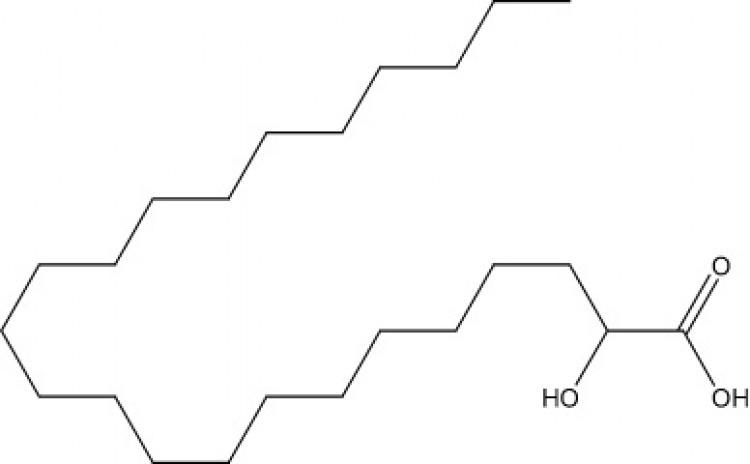 2-Hydroxytricosanoic acid