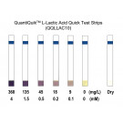 QuantiQuik™ L-Lactic Acid Quick Test Strips